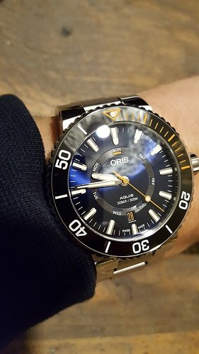 Oris Staghorn Limited